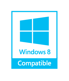 Windows 8 Compatible Logo